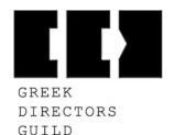 greek directors guild